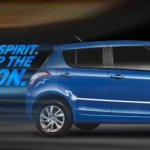 Maruti Suzuki Swift pump up the passion