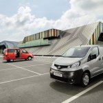 Nissan NV200 for Europe
