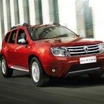 Renault Duster Brazilian market