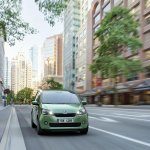 Skoda Citigo on the streets