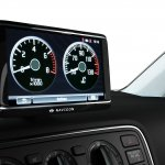 Skoda Citigo dashboard display