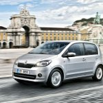 Skoda Citigo Press shots