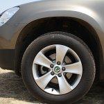 Skoda Yeti alloy wheels