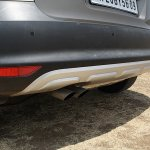 Skoda Yeti tail pipes