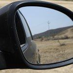 Skoda Yeti side mirrors