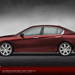 2013 Honda Accord Sedan rendering