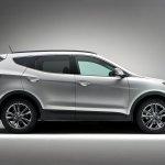 2013 Hyundai Santa Fe UK market