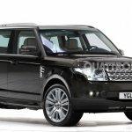 2013 Range Rover rendering