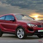 2014 BMW X2 rendering