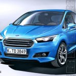 2015 Ford Fiesta front