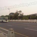 Ashok Leyland test mule