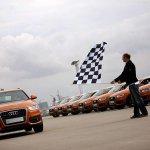 Audi Q3 China tour