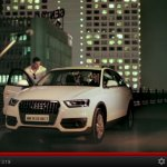Audi Q3 India sound track ft John Abraham