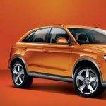 Audi Q3 start young