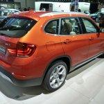 BMW X1 Facelift in Valencia Orange