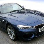 BMW Z4 rendering