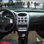 Chery QQ3 2012 dashboard