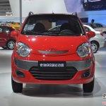 Chery QQ3 2012 front fascia