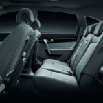 Chevrolet Captiva facelift Malaysia interior