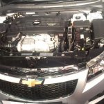 Chevrolet Cruze 160PS 2.2L engine