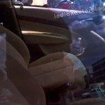 Chevrolet Sail U-VA front seats