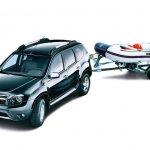 Dacia Duster Yamaha boat special edition