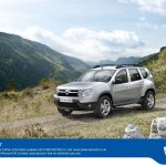 Dacia Duster announced for UK