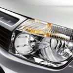 Dacia Duster headlight