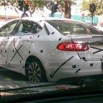 Fiat Viaggio spyshots