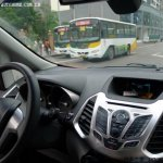 Ford EcoSport left hand drive