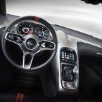 Ford Start Concept cockpit