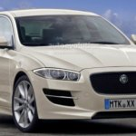 Jaguar 3 Series rival rendering