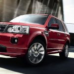 Land Rover Freelander 2 LE special edition front three quarters
