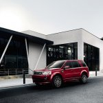 Land Rover Freelander 2 LE special edition side