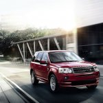 Land Rover Freelander 2 LE special edition front