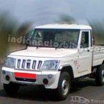 Mahindra Bolero Pickup facelift