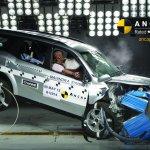 Mahindra XUV500 ANCAP 4 star safety rating