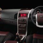Mahindra XUV500 for Australia dashboard