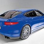 Porsche Panamera Junior Pajun render rear
