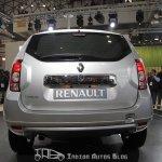 Renault Duster rear Delhi Auto Expo 2012