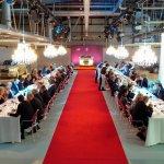 Rolls Royce Goodwood assembly line dinner