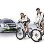 Skoda 2012 bicycles