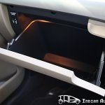 Skoda Yeti glovebox