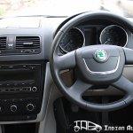 Skoda Yeti steering wheel