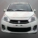 Suzuki Alto or A-Star facelift China