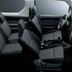 Suzuki Jimny facelift cabin