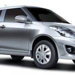 Suzuki Swift Dzire Uruguay front end