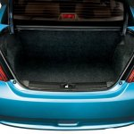 Suzuki Swift Dzire Uruguay boot space