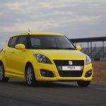 Suzuki Swift Sport South Africa front view