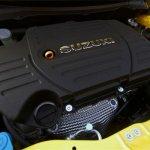 Suzuki Swift Sport South Africa 1.6L engine